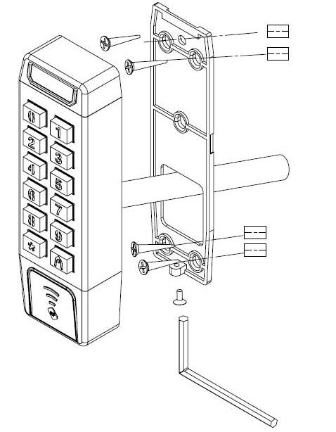 controllo accessi  controllo accessi per esterno e interno