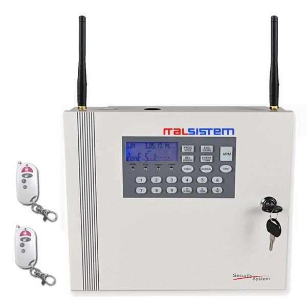 Antifurti : Centralina wireless SN5100-GSM