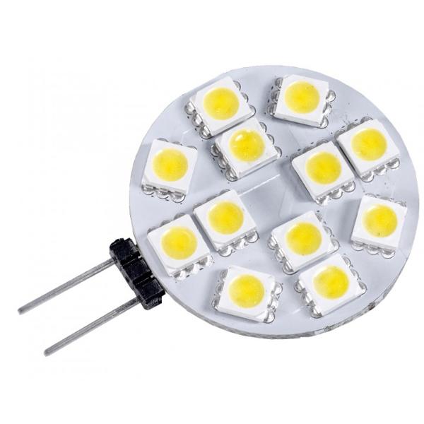 Lampadine g4 lampadina a led g4 2w bianco naturale 2 for Lampadine a led g4