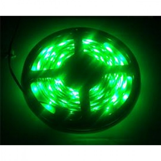 Striscia led Verde smd3528